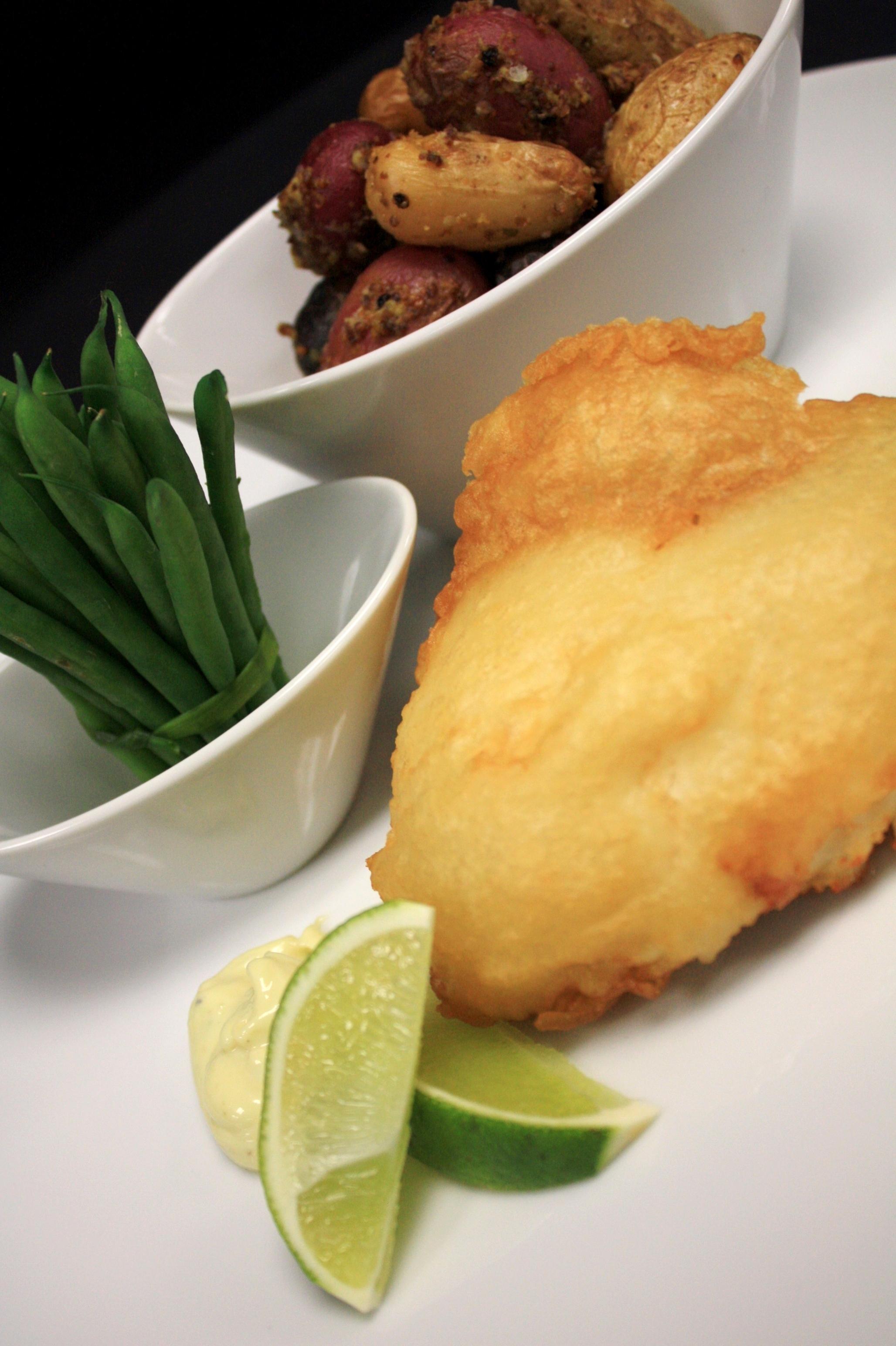 8 fish and chips - lauren cerullo