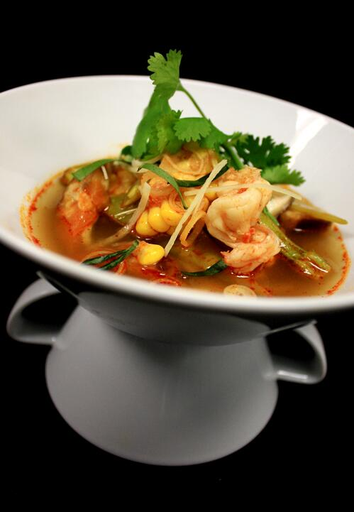 4 thai hot pot - lauren cerullo