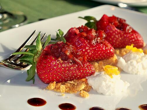8 strawberry