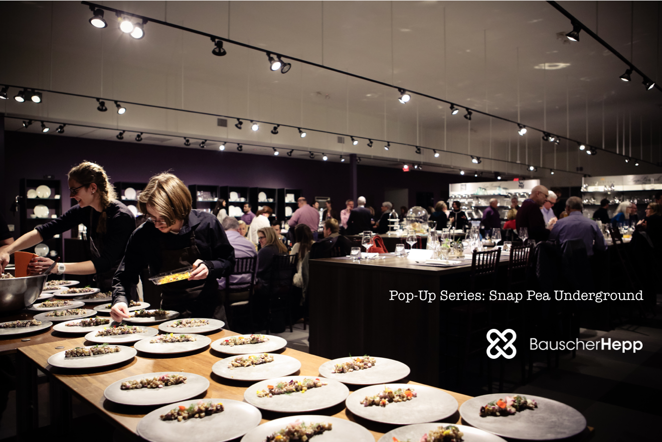 BauscherHepp Showroom Hosts Snap Pea Underground Pop Up Dinner.png