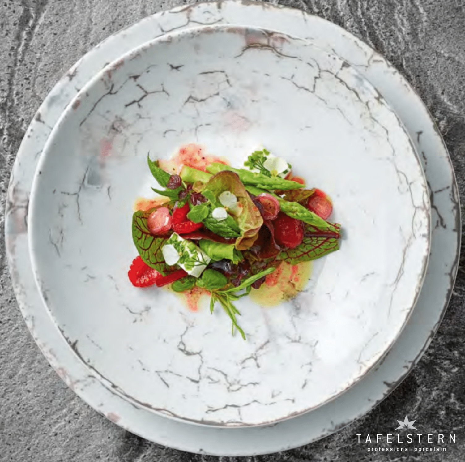 Bringing the Classic Beauty of Carrara Marble to the Tabletop