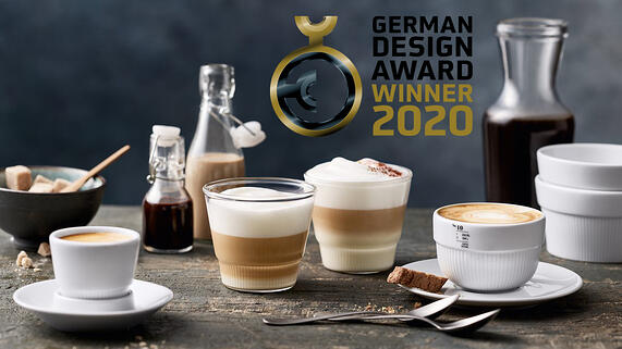 Coffee Tasting Wins German Design Award