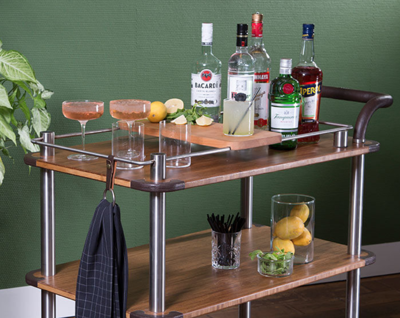 Get Creative with Your Tableside Service
