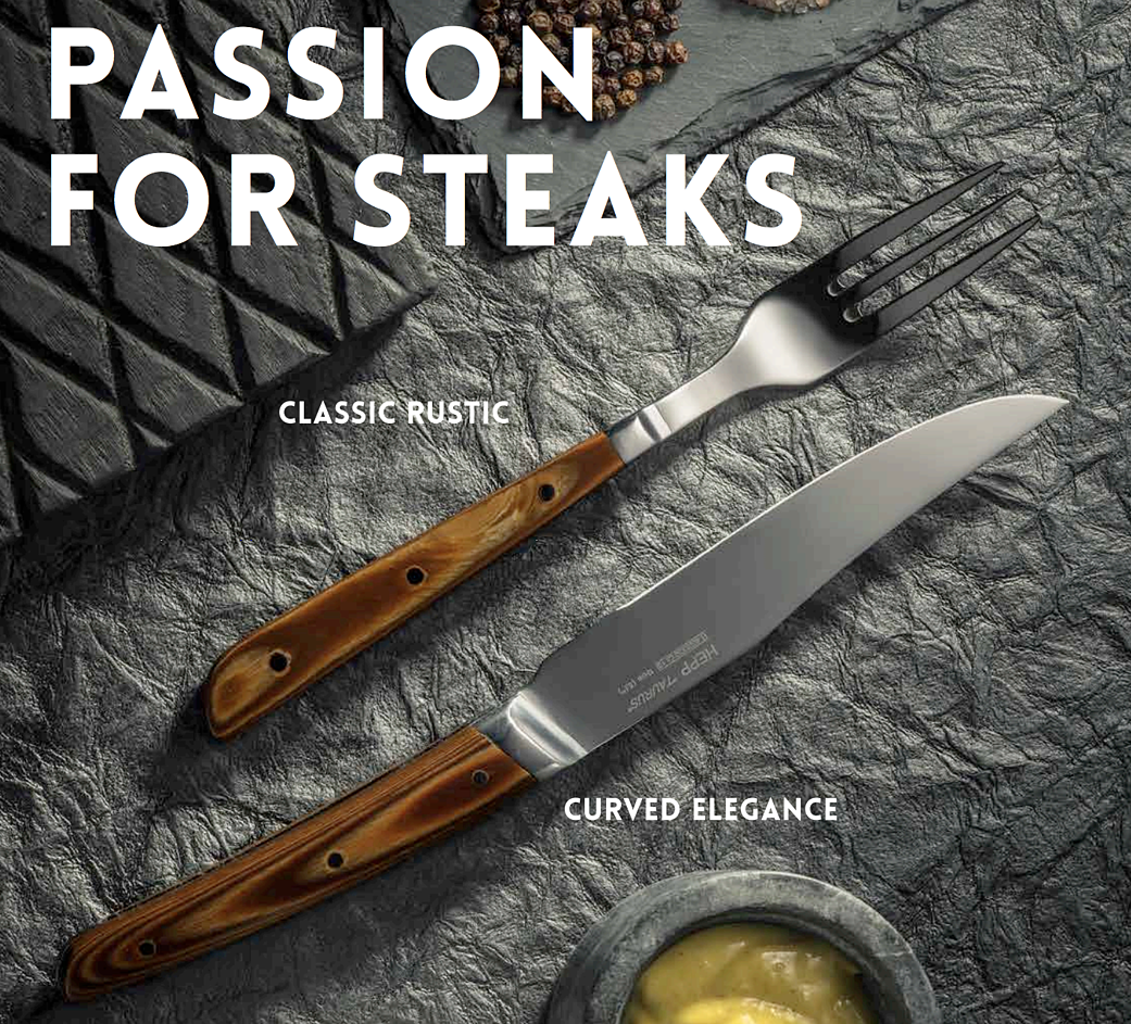 Hepp Taurus Steak Knives