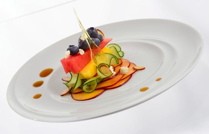 beautiful fruit salad