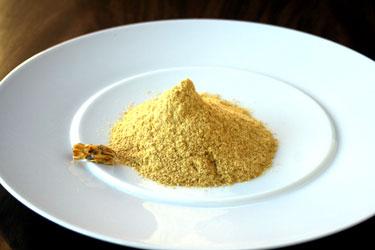 roasted cholla powder