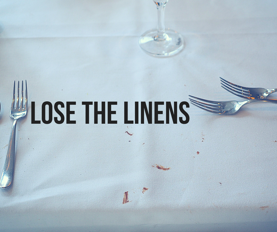 why linens are costing your buffet business thousands of dollars