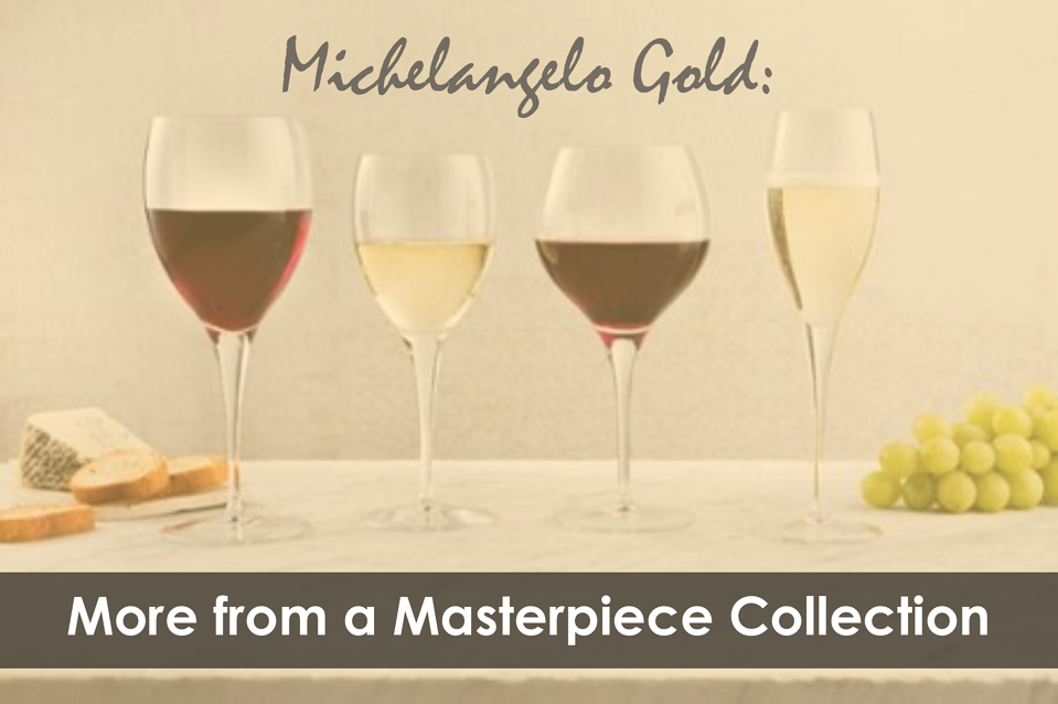 Michelangelo Gold More from a Masterpiece Collection