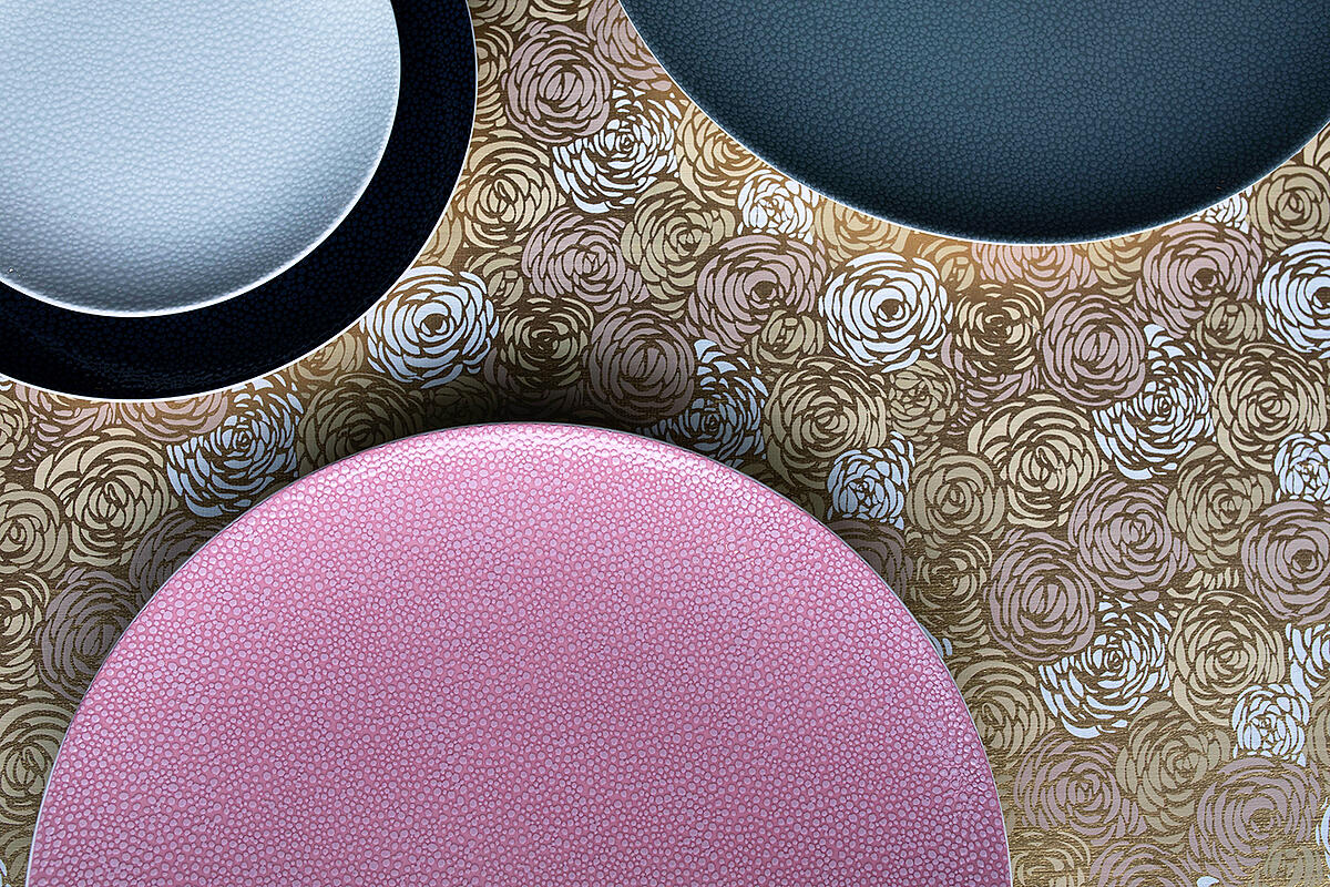 Millennial Pink Dinnerware on Your Tabletop?