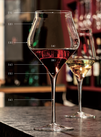 Physiology of Supremo Stemware