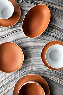 Tafelstern Sienna Collection