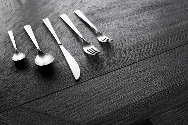 origins of silverware