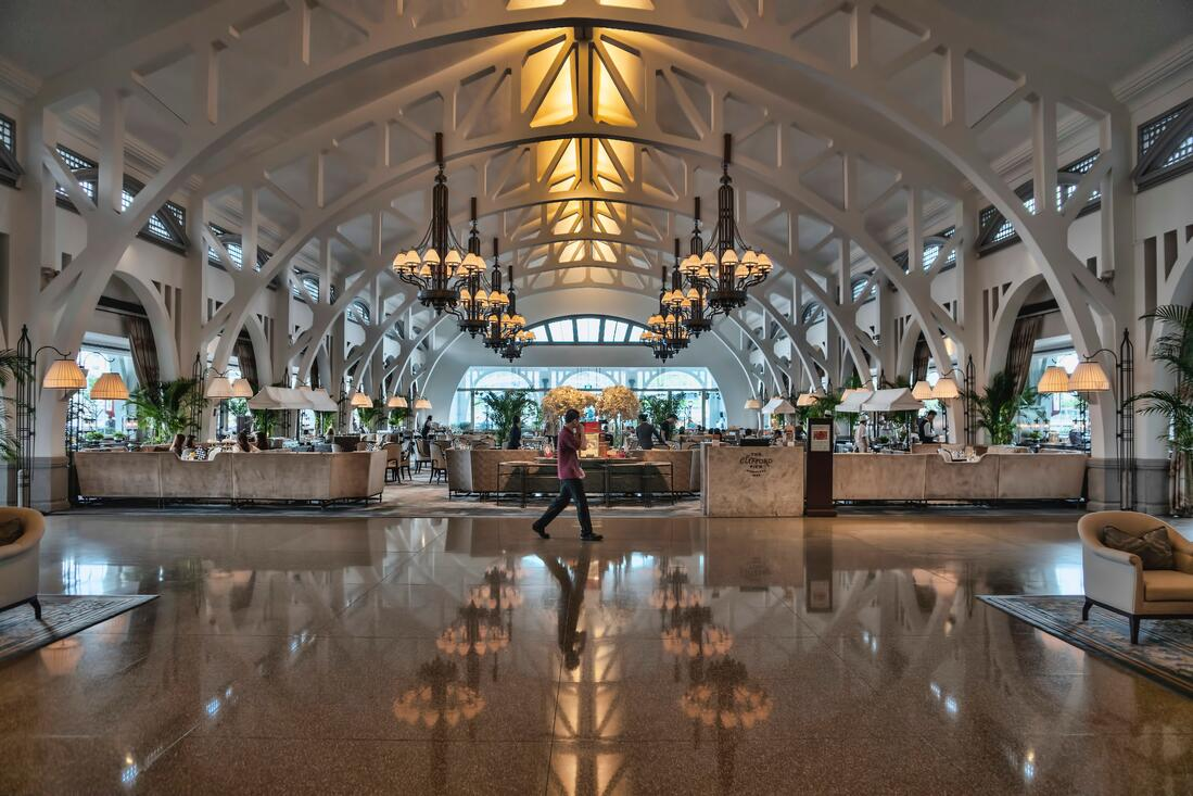 Why the Future of the Hotel Lobby Is So Important to the Hospitality Industry