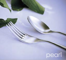 pearl flatware finish bauscherhepp