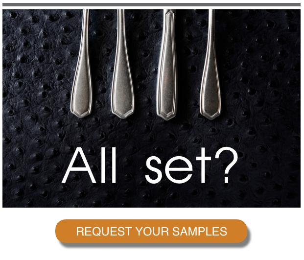 All Set Bauscher Hepp Sample Request CTA